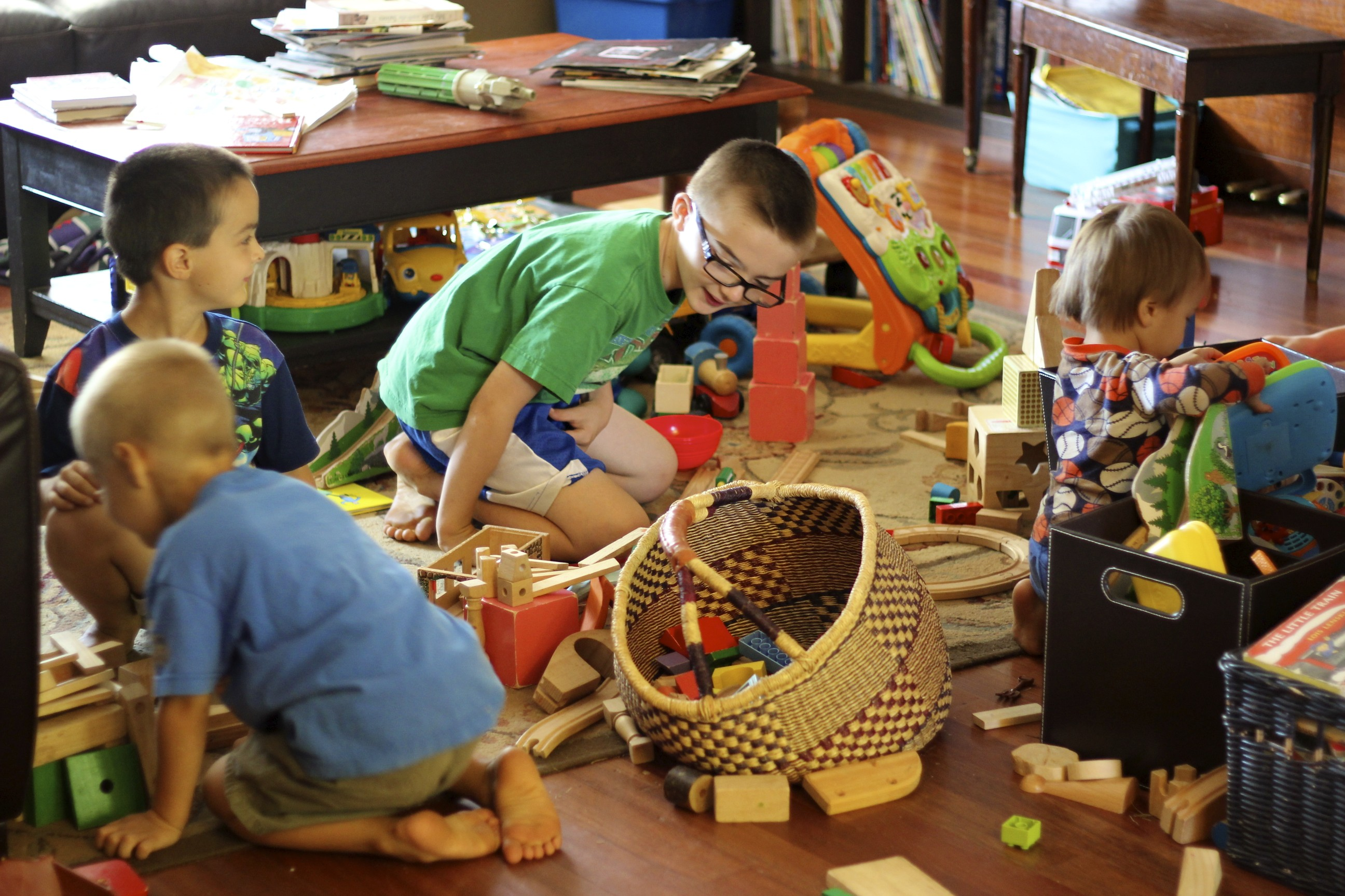 Unschooling | Three Plus Two Homeschool